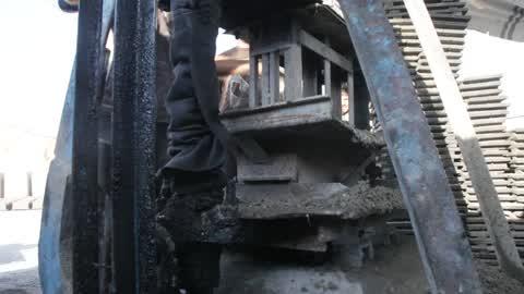 Stone Industry In Gaza