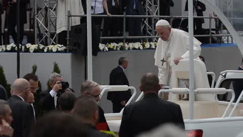 Pope Francis Visits Sofia, Bulgaria