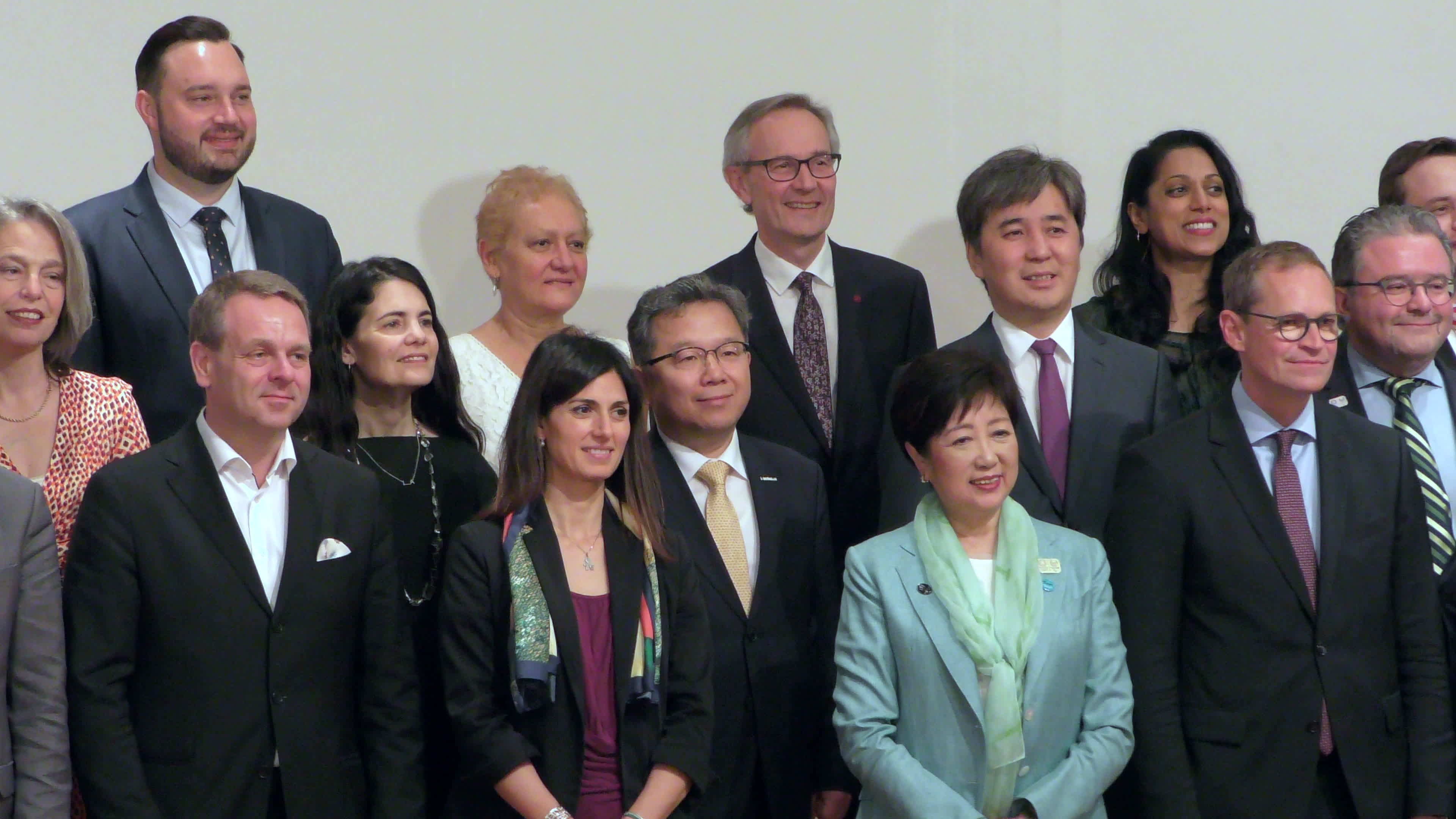 U20 Mayors Summit participants to send a communique to G20 leaders