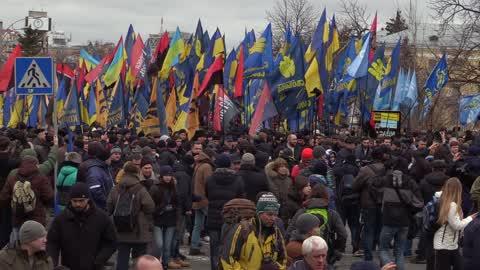 March of National Pride in Kiev