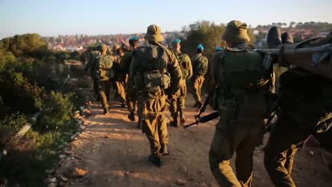 Baret march of Artillery Corps, Israel
