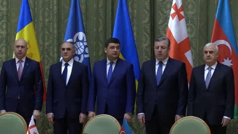Ukraine GUAM Summit
