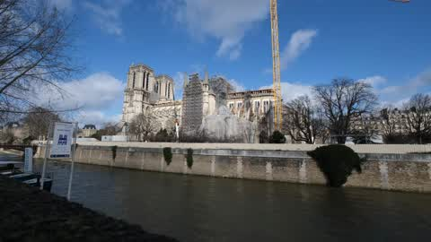 Notre Dame Could Partially Reopen to the Public as Early as Next Month