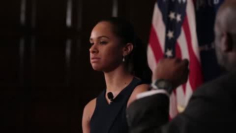 Misty Copeland at the National Press Club