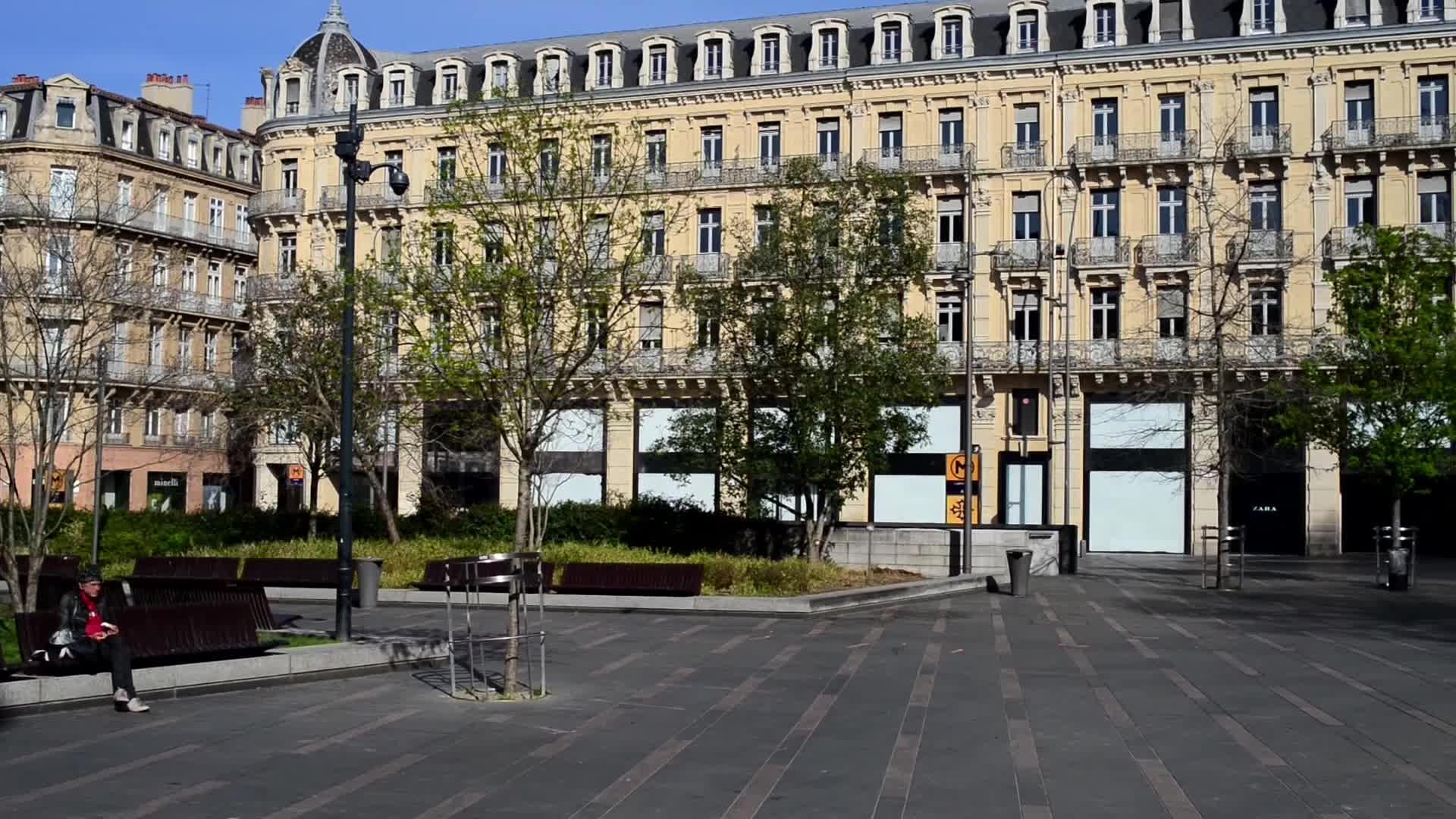 Coronavirus In Toulouse