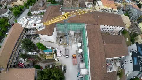 L'Aquila - Drone View