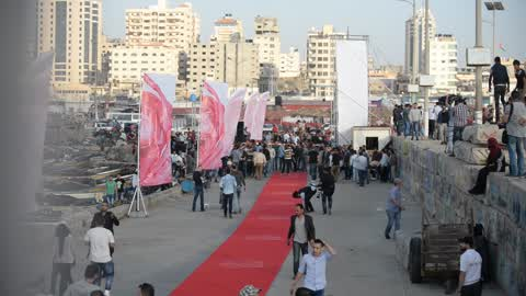 Human Rights Films In Gaza