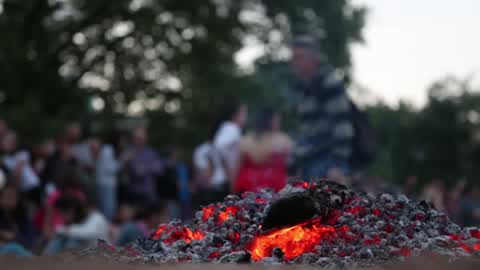 Nestinarstvo The Bulgarian Fire Dance