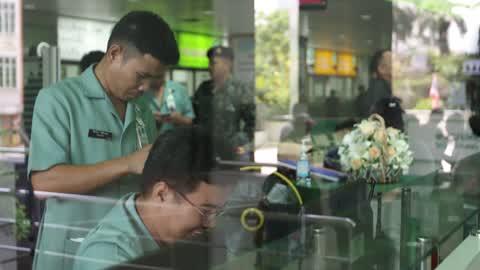 Bomb Attack At Bangkok Military Hospital