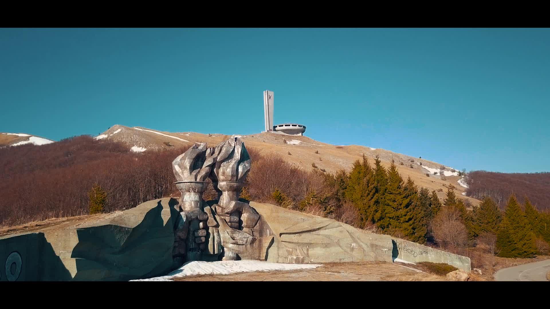 Bulgaria Buzludzha Monument