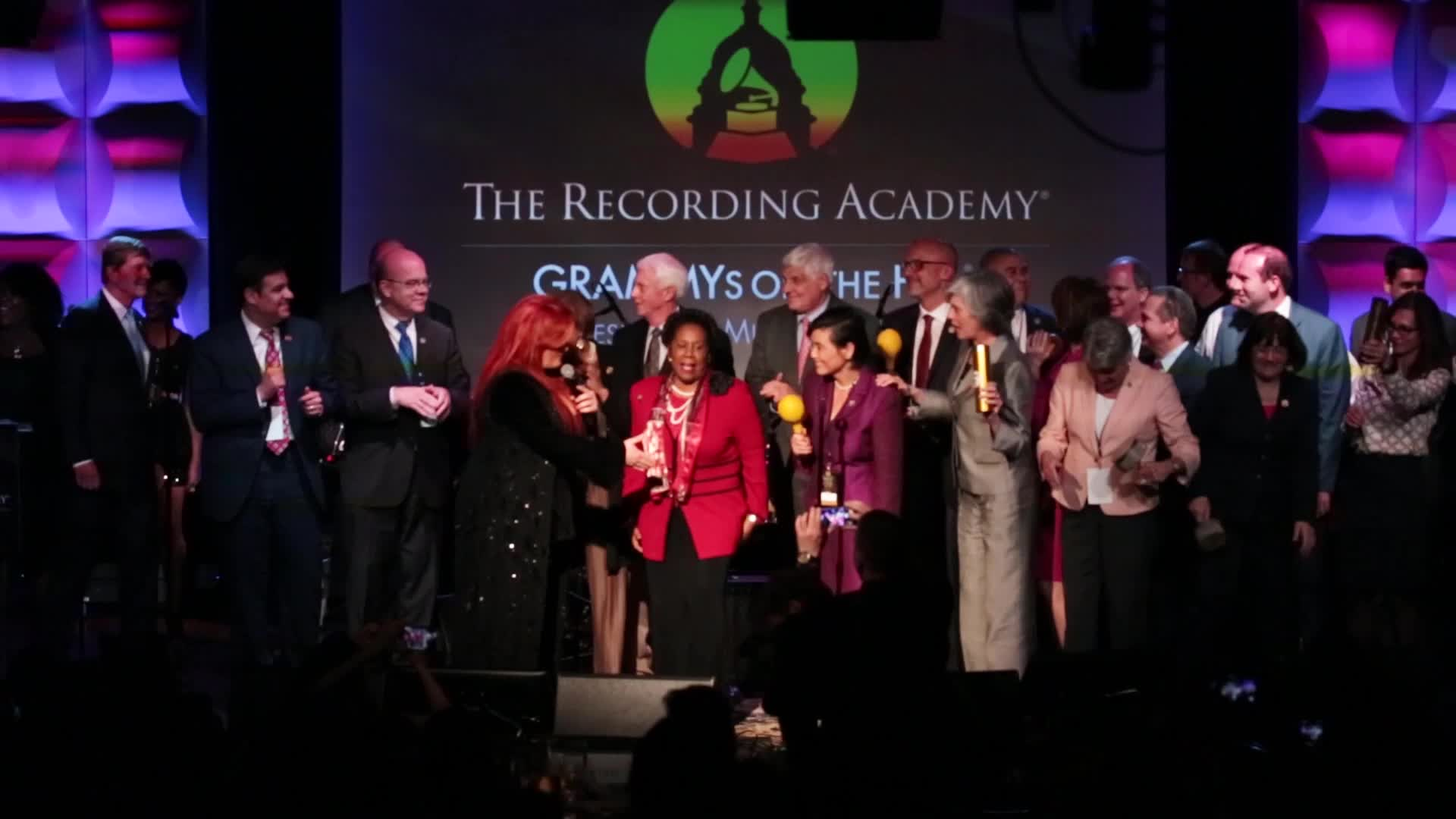 2017 Grammy's On The Hill Awards