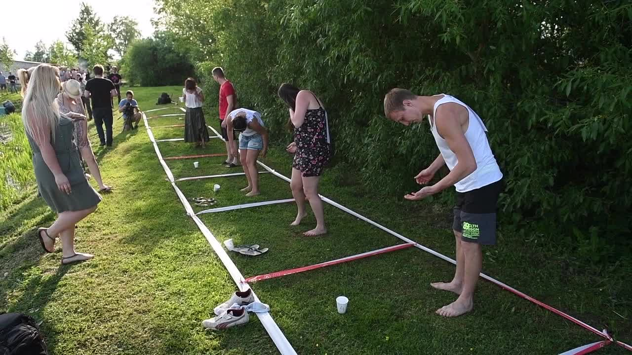 Mosquito Catching Championship in Estonia