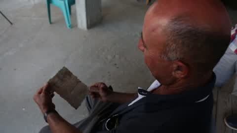 Gaza fisherman catches message in a bottle from Greece