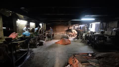 Pottery Workshop In Gaza