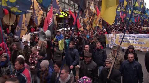 Ukraine UPA Anniversary