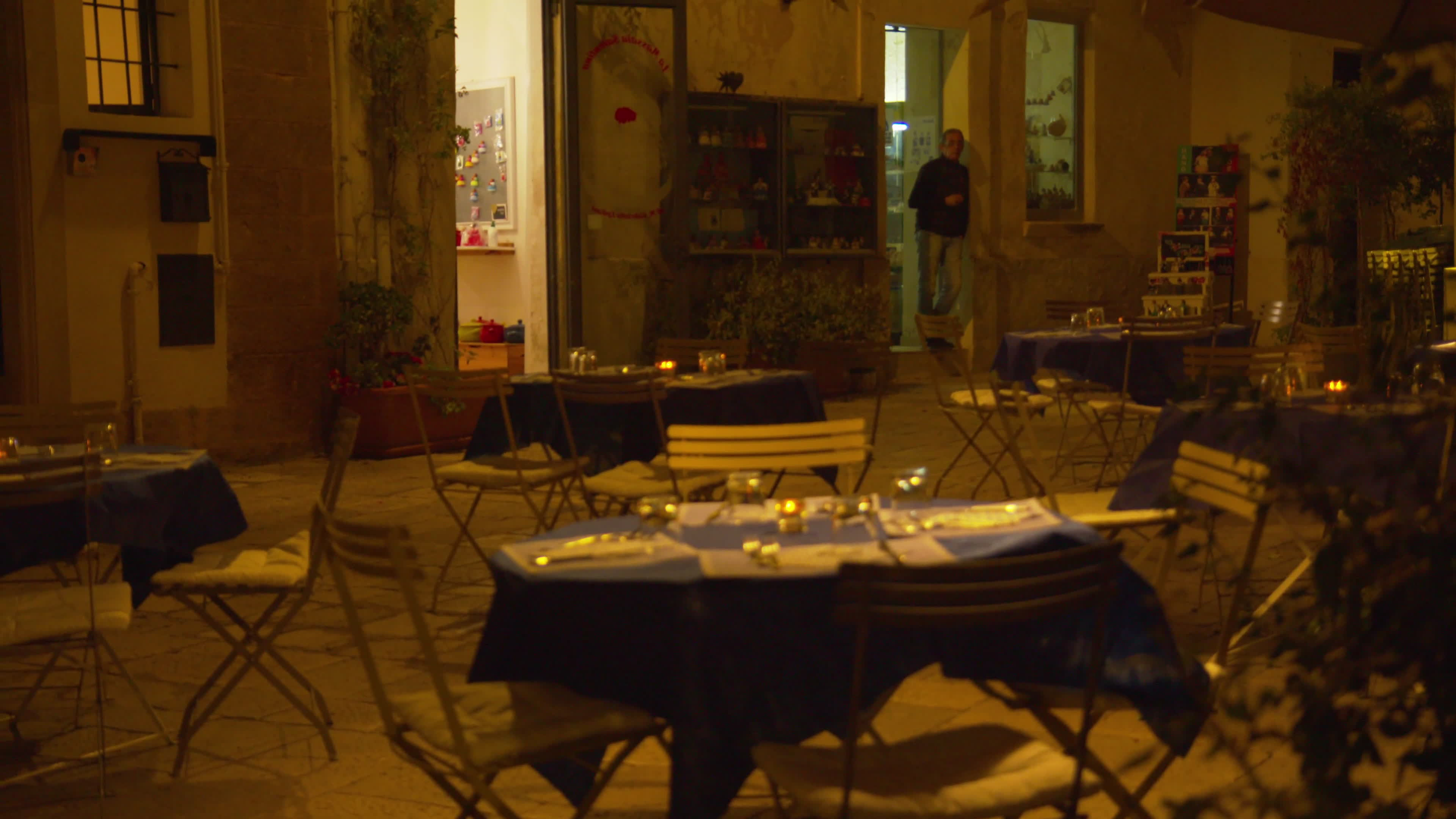 Daily Life In The Baroque City of Lecce Amid the COVID-19 pandemic
