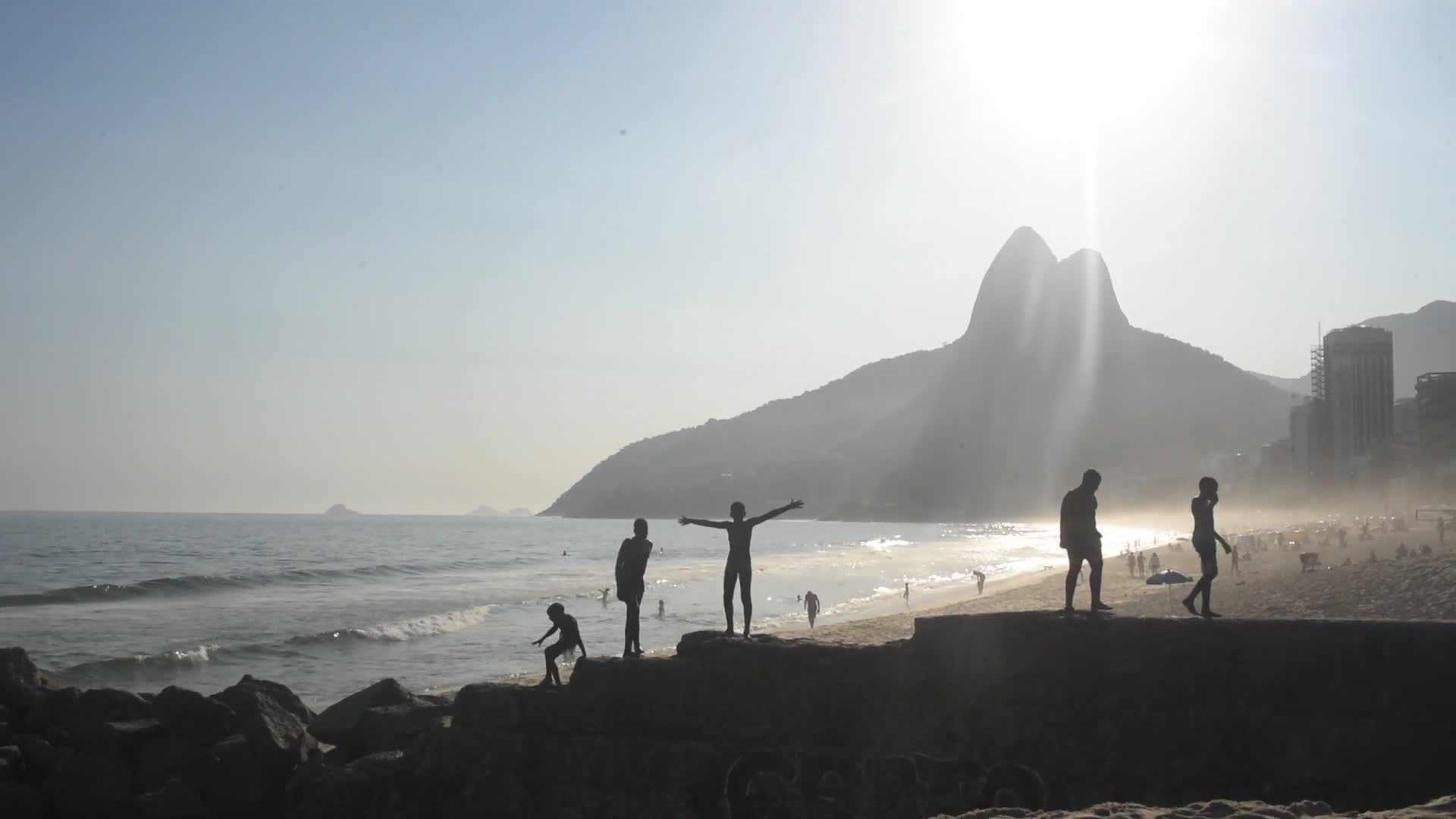 Daily life in Rio de Janeiro amid the COVID-19 pandemic