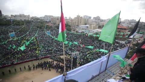 30th anniversary of the founding of the Hamas