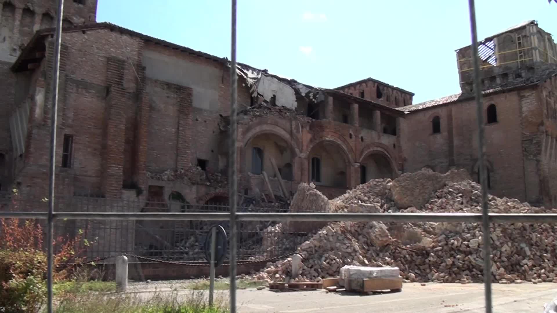2012 Northern Italy Earthquake