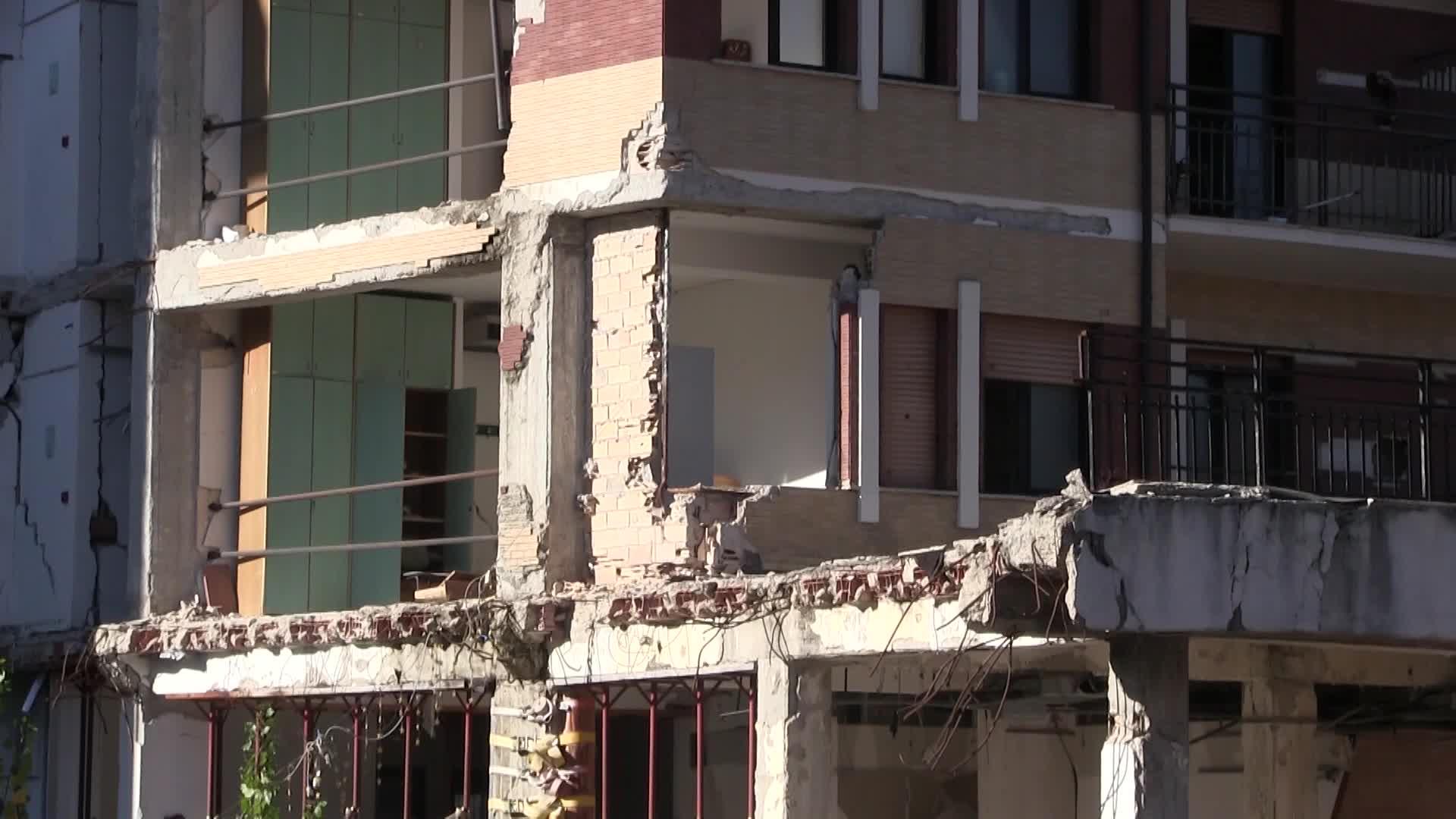 L'Aquila Earthquake - Aftermath