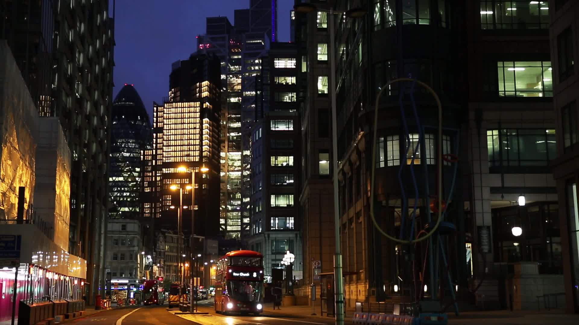 Third lockdown in London