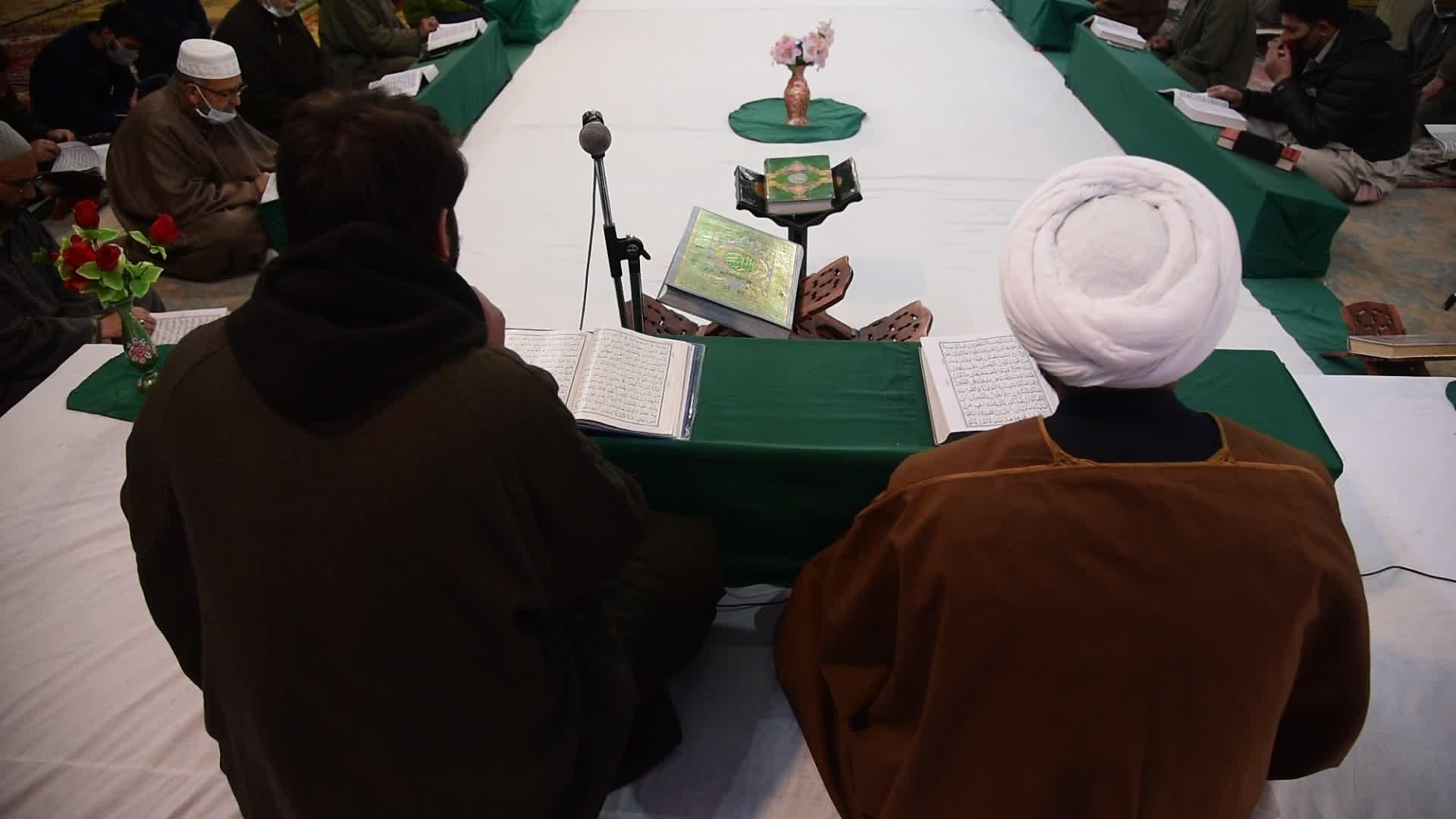 Ramadan in Srinagar, India