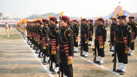70th Republic Day celebration in Assam