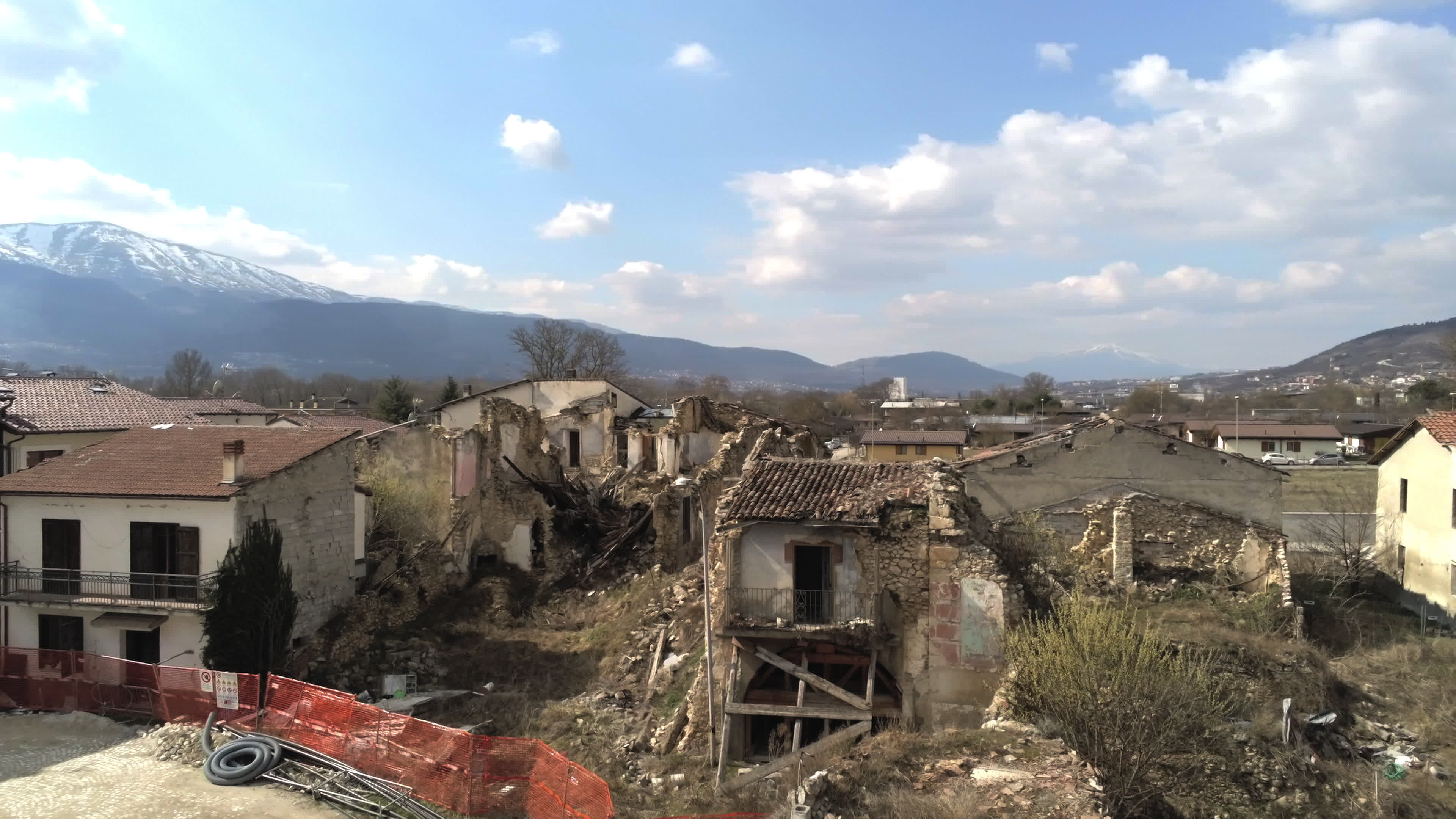 L'Aquila Marks 10-year Anniversary of 2009 L'Aquila Earthquake