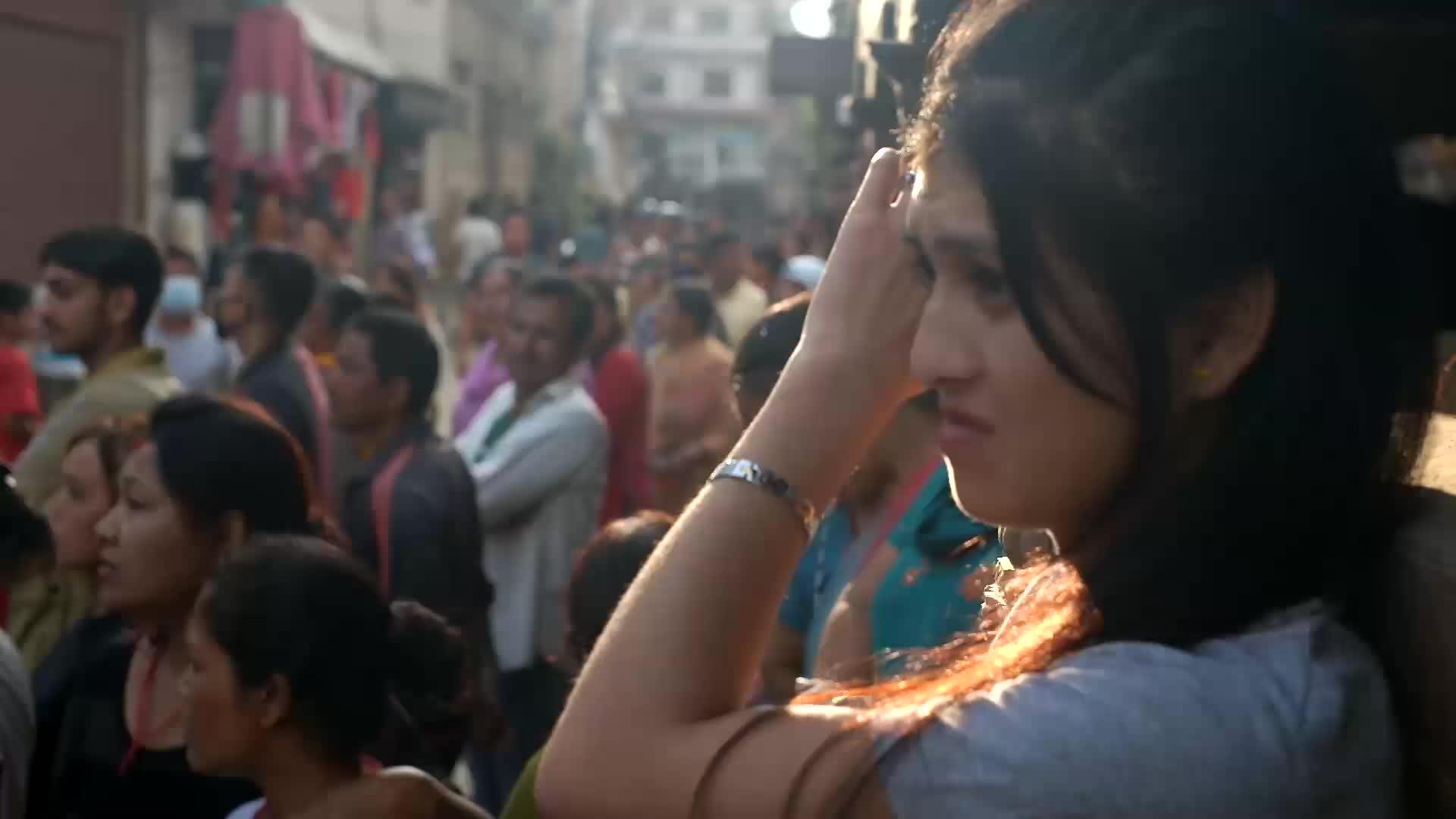 Trishul Jatra festival in Nepal